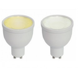 Dual White LED žiarovka GU10 5W 490Lm MiLight