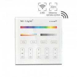 Nástenný dotykový panel MiLight B4