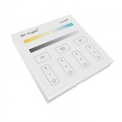 Nástenný dotykový ovládač pre RF prijímače a svietidlá MiLight-T2 Panel