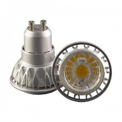 GU10 COB 7W 380Lm Natural White 4200K Spotlights 50° Optonica