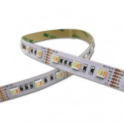 LS WRGBW (5 chips in 1) 60LED SMD5050 24W 12V IP20 12mm