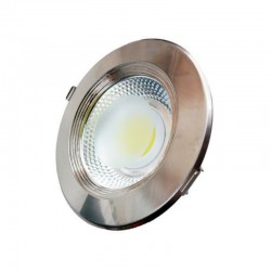 Downlight 30W OPTONICA - INOX