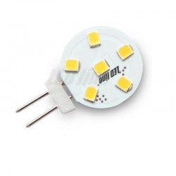 G4 6LED SMD2835 1,2W 90Lm Warm White 12V DC LEDline