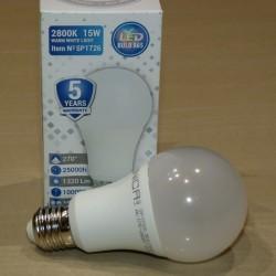 E27 A65 LED 15W 1320Lm Warm White OptonicaLED