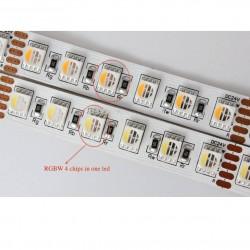 LS RGBWW (4 chips in 1) 84LED SMD5050 21W 24V IP20 16mm