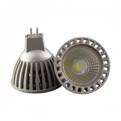 MR16 COB LED 4W 320Lm Cold White Spotlights 50° Optonica