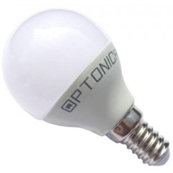 E14 G45 LED SMD2835 6W 480Lm Natural White OPTONICA