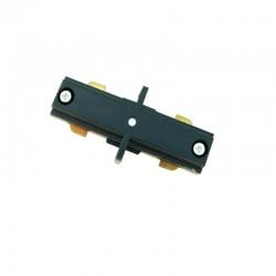 Konektor spojovací pre LIGHT-TRACK systém 1F - čierny