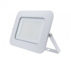 LED SMD reflektor 100W 8500Lm Natural White IP65 OPTONICA - biely