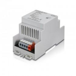 Zosilovač signálu na DIN lištu 4x5A (20A) DC12/36V SR-3001DIN