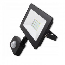 LED SMD reflektor 20W 1800Lm Natural White PIR IP44 VEGA