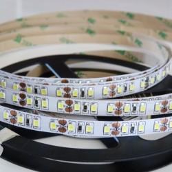 LED pás 120LED SMD2835 9,6W 12V Studená biela 8mm