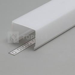 Difúzor mliečný-Opál E9 CLICK pre profil VARIO30