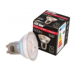 GU10 LED SMD2835 5,5W 500Lm Warm White 60° LEDLine DIMM
