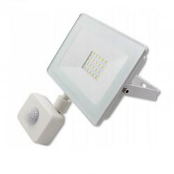 LED SMD reflektor 20W 1800Lm Natural White PIR IP65 masterLED White