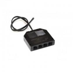 Rozbočovač napájania/Spliter-Single color 6-way MINI PlugBox