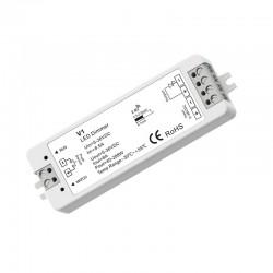 RF prijímač pre stmievanie LED pásov 1x8A SKYDANCE V1