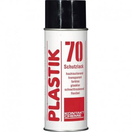 Plastik 70 ochranný a izolačný lak 400ml