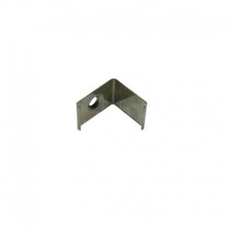 Montážny úchyt - KLIP - pre hliníkový profil COIN 16x16
