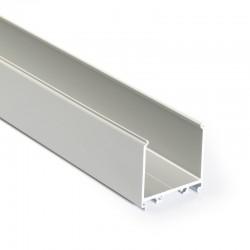 Hliníkový profil pre LED pásy - konštrukčný VARIO30-08 ELOX