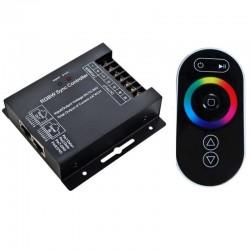 RGBW ovládač s DO 4x8A DC12/24V SYNC RJ45