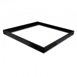 Montážny rám pre LED Panel 60x60cm - Čierny