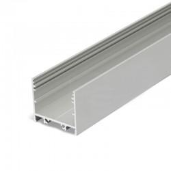 Hliníkový profil pre LED pásy - konštrukčný VARIO30-02 ELOX