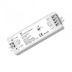 RF prijímač pre riadenie CCT LED pásov 2x5A SKYDANCE V2