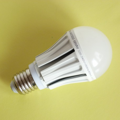 E27 A60 CLASSIC LED 10W 850Lm Cold White OPTONICA