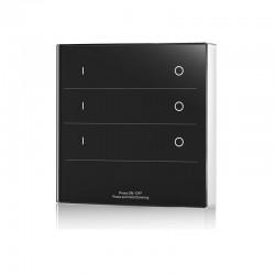 Nástenný RF dotykový panel pre ovládanie stmievania SKYDANCE T20-3-B