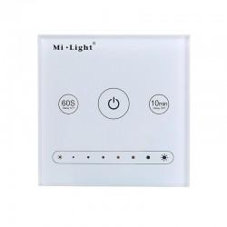 Nástenný dotykový ovládač pre riadenie stmievania signálom 0-10V MiLight-L1
