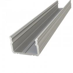 Hliníkový profil pre LED pásy WIDE 16x10mm (13mm) ELOX