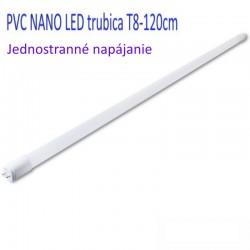 LED trubica T8 120cm 18W 1800Lm PVC-NANO Naturálna biela masterLED