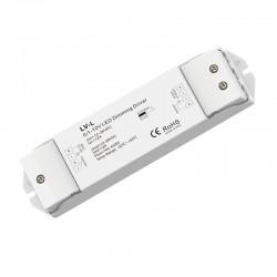 Stmievač pre LED 0/1-10V DC12-36V PWM output 1x12A SKYDANCE LV-L