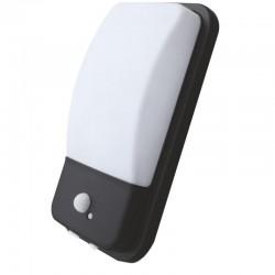 LED prisadené svietidlo 20W 1600Lm Warm White Wall Lamp HEDA s PIR senzorom