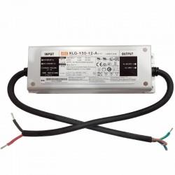 LED napájací zdroj 12V-150W IP65 Mean Well-XLG-150-24-A