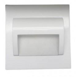 Schodiskové svietidlo 12V 1,5W Denná biela farba svetla BERYL biele