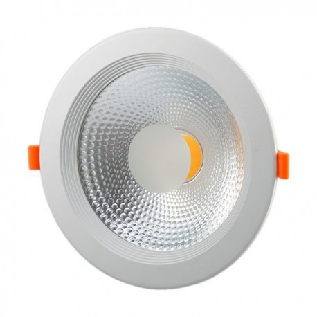 Downlight D95mm COB 20W 2000Lm Warm White 145° OPTONICA