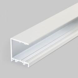 Hliníkový profil pre LED pásy - konštrukčný VARIO30-03 ELOX