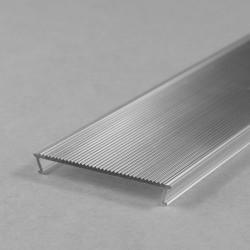 Difúzor-transparentný-Klik- C10 NARROW pre profil PHIL, PHIL53 a LOWI