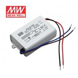 Impulzný prúdový zdroj Mean Well 500mA 35W pre LED aplikácie