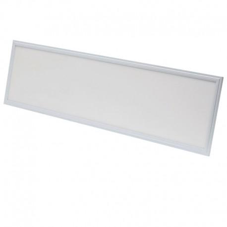 LED panel 300x1200mm 45W 3600Lm Teplá biela farba svetla 2800K biele orámovanie