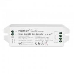 RF prijímač pre riadenie LED pásov DIMM 12A DC12/24V MiLight FUT036(NEW)