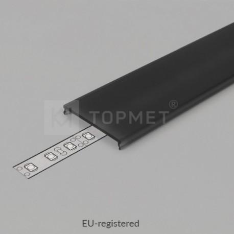 Difúzor dymový C9 CLICK pre konštrukčné profily VARIO