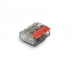 CMK svorka bezskrutková COMPACT 3x0,5-4mm 450V 32A