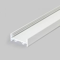 Hliníkový profil pre LED pásy - konštrukčný VARIO30-01 White