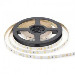 Flexibilný LED pás 60LED/m SMD2835 4,8W/m 460Lm Naturálna biela 4000K CRI90 DC 24V 8mm široký