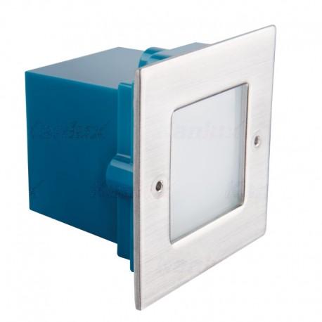 Vstavané svietidlo TAXI SMD KANLUX Teplá biela farba svetla 3000K svietivosť 10Lm výkon 0,6W