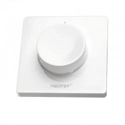 Nástenný otočný ovládač DIM a CCT pre LED žiarovky MiLight-K1