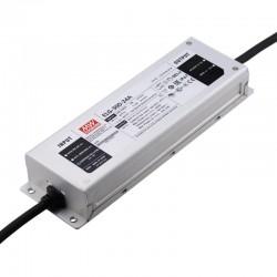 LED napájací zdroj 24V-300W PFC IP65 Mean Well-ELG-300-24A